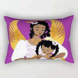 Butterfly Angels Rectangular Pillow