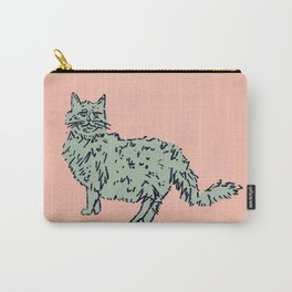 Animal Series - Cat Carry-All Pouch