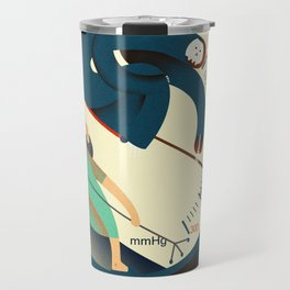 the death lancet Travel Mug
