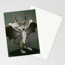 Spooky Yuki Stationery Cards