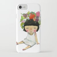 spring iPhone & iPod Cases featuring Spring  by Young Ju