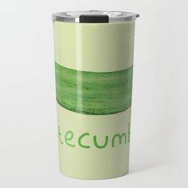 Cutecumber Travel Mug