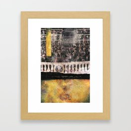 Inauguration Framed Art Print