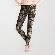 Botanic Wars Leggings