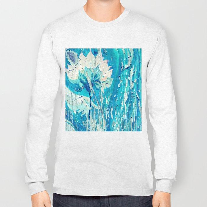 Old Wood 01 Long Sleeve T-shirt