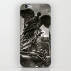 Angel with a sword iPhone & iPod Skin