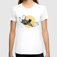 tintin T-shirts featuring Adventure Tin by Moysche Designs
