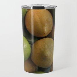 LemonLime Travel Mug