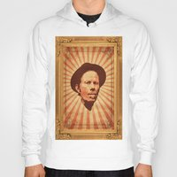 tom waits Hoodies featuring Waits by Durro