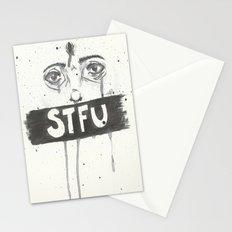 Silencer Stationery Cards