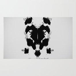 Rorscharch Rug