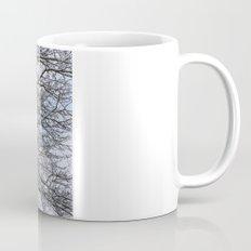 Snowy tree Mug