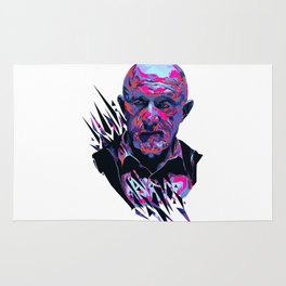Mike Ehrmantraut // OUT/CAST Rug