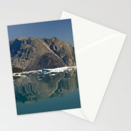 Mountain in the Godthåbsfjord Stationery Cards