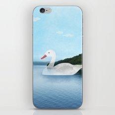 Sea duck iPhone & iPod Skin