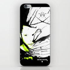 :: black holes and revelations iPhone Skin