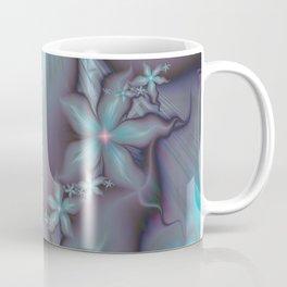 Aquafleur Fractal Coffee Mug
