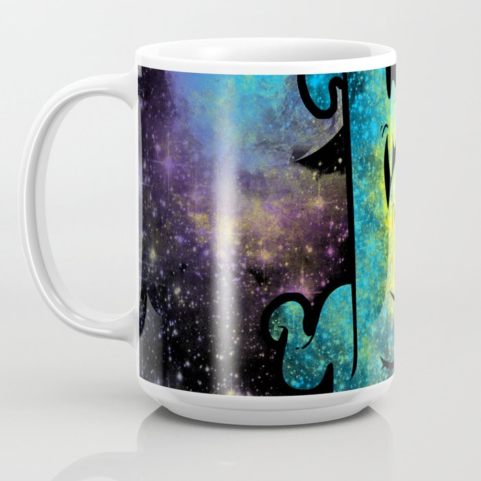 Space Ghost 4.0 Coffee Mug