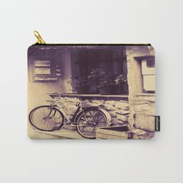 Vintage Day Out Carry-All Pouch