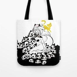 Inktober : Teeming Tote Bag