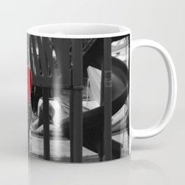 hearted balloon Coffee Mug