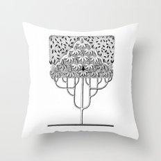 Tree Collection -3 Throw Pillow