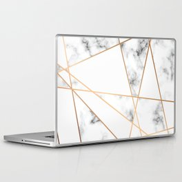 Marble Geometry 054 Laptop & iPad Skin
