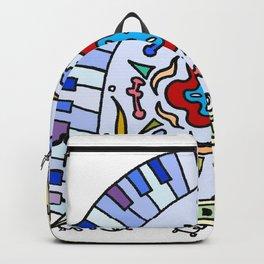 Pop Eye (Red) Backpack