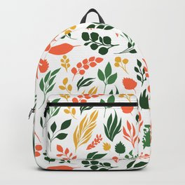 Floral Autumn Backpack