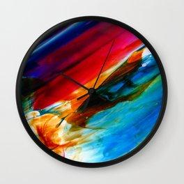 criticality Wall Clock