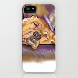 That's Quite a Dawg iPhone Case