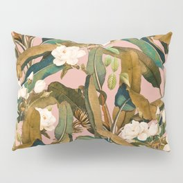 Summer Botanical Garden V Pillow Sham