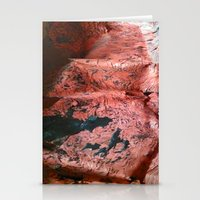 geology Stationery Cards featuring Copper Sheet by Crayle Vanest