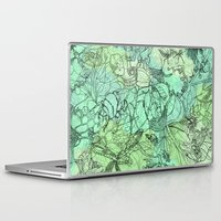 insects Laptop & iPad Skins featuring Insects by David Bushell