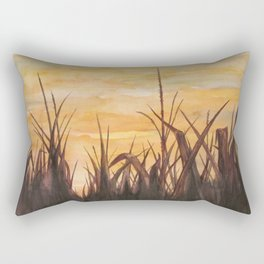 Night Stalks Rectangular Pillow