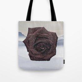 MISTY ROSE Tote Bag