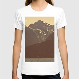 The warmth of Diablo Lake T-shirt