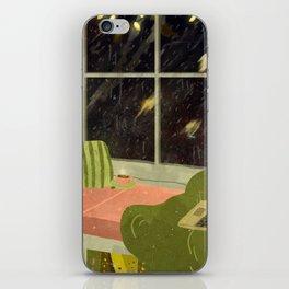windowsill iPhone Skin