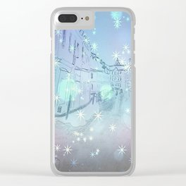Architektur Schloss Hirschberg Clear iPhone Case