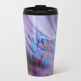 Rainbow road Travel Mug