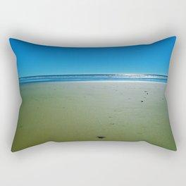 Fall days at the Beach Rectangular Pillow
