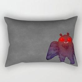 Mothman Rectangular Pillow
