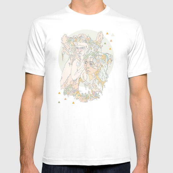 adorned pop T-shirt
