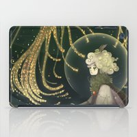 shield iPad Cases featuring Pollen Shield by Cruz'n Creations