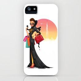 Fashionista iPhone Case