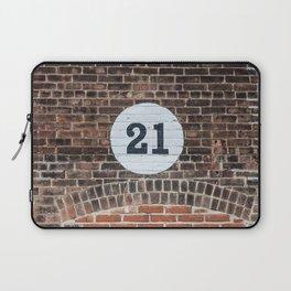 21 Laptop Sleeve