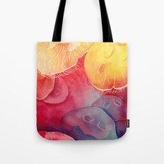 Jellyfish, Moon Jellies Tote Bag