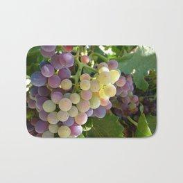 grape 1 Bath Mat