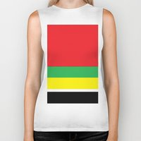 marley Biker Tanks featuring Marley bars by ivette mancilla