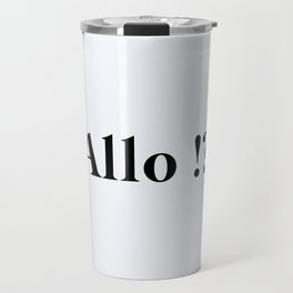 94. Hello Travel Mug